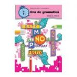 Ora de gramatica cls 8 - Maria emilia Goian