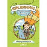 Cărțile micului geniu: Hărți și geografie - Ken Jennings