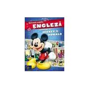 Invata limba engleza impreuna cu Mickey si Donald