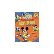 Magic English - My Day (carte + CD audio)
