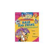 Magic English - Rain and Shine (carte + CD audio)