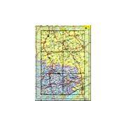 Europa - atlas (scara 1: 3.500.000, cu supracoperta)