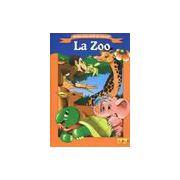 La zoo - carte de colorat