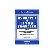 Exercitii de limba franceza