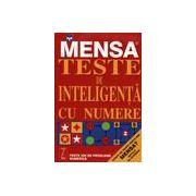 Mensa, Teste de inteligenta cu numere
