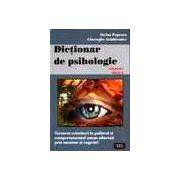 Dictionar de psihologie vol. I litera A