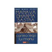 Cartea legii lui Manu
