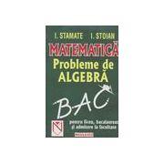 Matematica, Probleme de algebra BAC