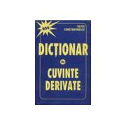 Dictionar de cuvinte derivate