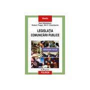 Legislatia comunicarii publice