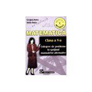Secretele matematicii - Clasa a V-a - Culegere de probleme in sprijinul manualelor alternative