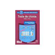 Teste de chimie - Clasa a VIII-a