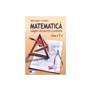 Matematica - Culegere de exercitii si probleme pentru Clasa a V-a