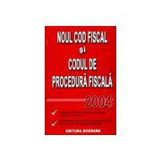 Noul Cod Fiscal si Codul de procedura fiscala