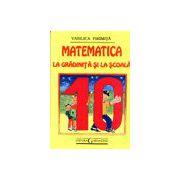 Matematica la gradinita si la scoala