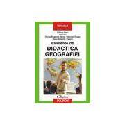 Elemente de didactica geografiei