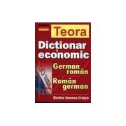 Dictionar economic german-roman, roman-german
