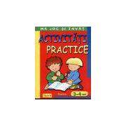 Activitati practice pentru 3-4 ani