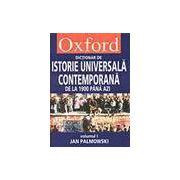 Dictionar Oxford de istorie universala II