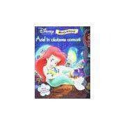 Ariel in cautarea comorii (carte cu papusa si accesorii)