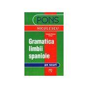 Gramatica limbii spaniole pe scurt