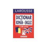 Dictionar roman-englez Larousse
