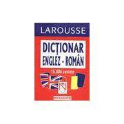 Dictionar englez-roman Larousse