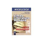 Limba si literatura romana-sinteze bacalaureat