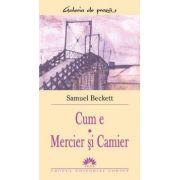 Cum e Mercier si Camier