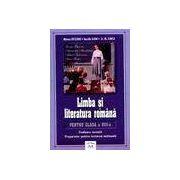 Limba si literatura romana. Evaluare curenta, Preparator pentru testarea nationala