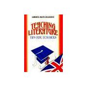 Teaching literature. Tips for teachers