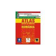 Atlasul rutier si turistic Romania 2006