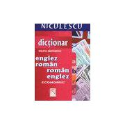 Dictionar englez-roman, roman-englez, Economic