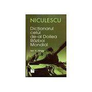 Dictionarul primului razboi mondial