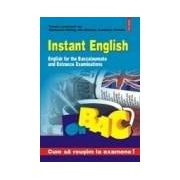 Instant English. English for the Baccalaureate and Entrance Examinations
