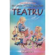 Teatru-Bibliografie scolara clasele II-VIII