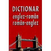 DICTIONAR dublu englez format mare