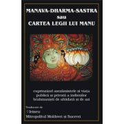 Manava-Dharma-Sastra sau cartea legii lui Manu