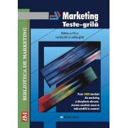 Marketing – Teste grila