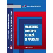 Marketing.Concepte de baza si aplicatii