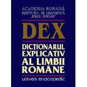 DEX-Dictionarul explicativ al limbii romane