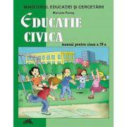 Educatie civica - Manual pentru clasa a-IV-a
