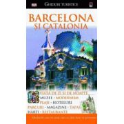 Ghid turistic: Barcelona si Catalonia