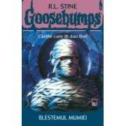 Goosebumps vol.5 - Blestemul mumiei