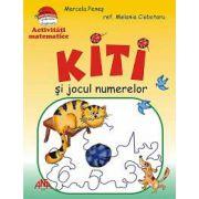 Activitati matematice - Kiti si jocul numerelor