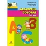 Alfabetul colorat e usor de invatat, 5-7 ani