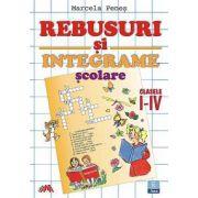 Rebusuri si integrame scolare. Clasele I-IV