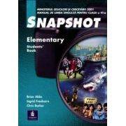Snapshot Elementary Students' Book