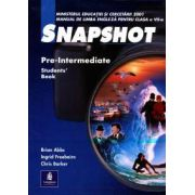Snapshot Pre-Intermediate Students' Book
