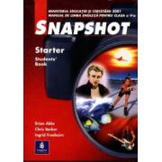 Snapshot Starter Students' Book